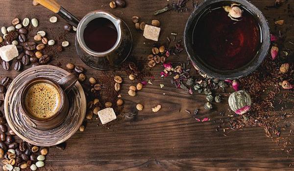 Arabischer Kaffee / Mokka & Tee